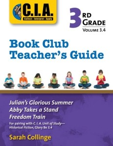 book club teachers guide