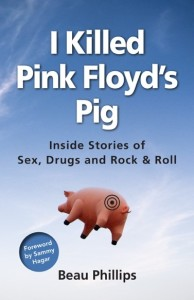 i killed pink floyd's pig