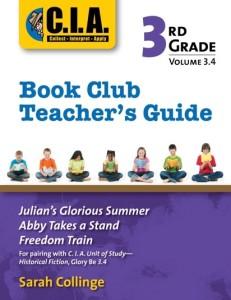 book club teachers guide
