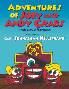 Adventures of Joey and Andy Crabs